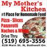 My Mother's Kitchen -Drive Thru & Pizza