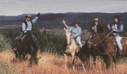 A P Guest Ranch