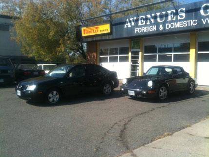 Avenues Garage Ltd