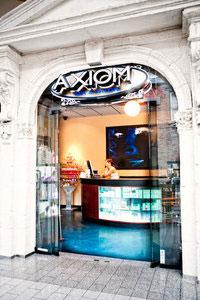 Axiom Salon & Spa Vancouver BC