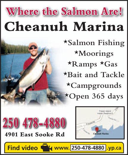 Cheanuh Marina