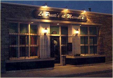 Lo Presti's At Maxwell's