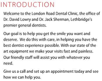 London Road Dental Clinic