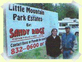 Sandy Ridge Construction Ltd