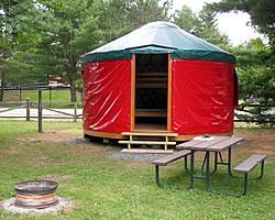 Santa's Whispering Pines Camp