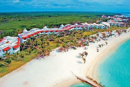 Dorado Seaside Suites in Riviera Maya