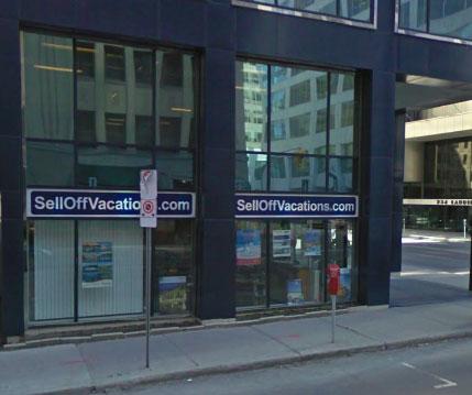 SellOffVacations.com Ottawa, Ontario