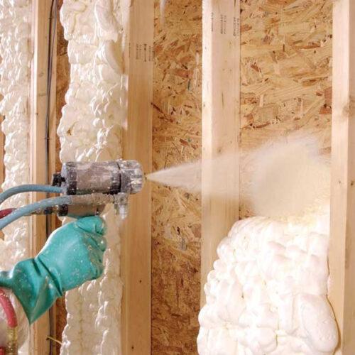 Spray Foam Insulation near me - Ottawa Insulation