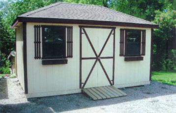 Wagler Mini Barns