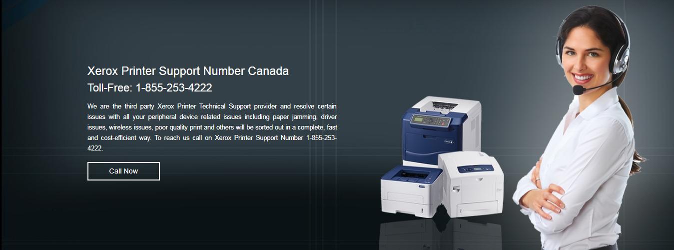Xerox Printer Support Canada
