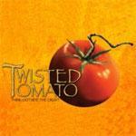 Twisted Tomato Pizza